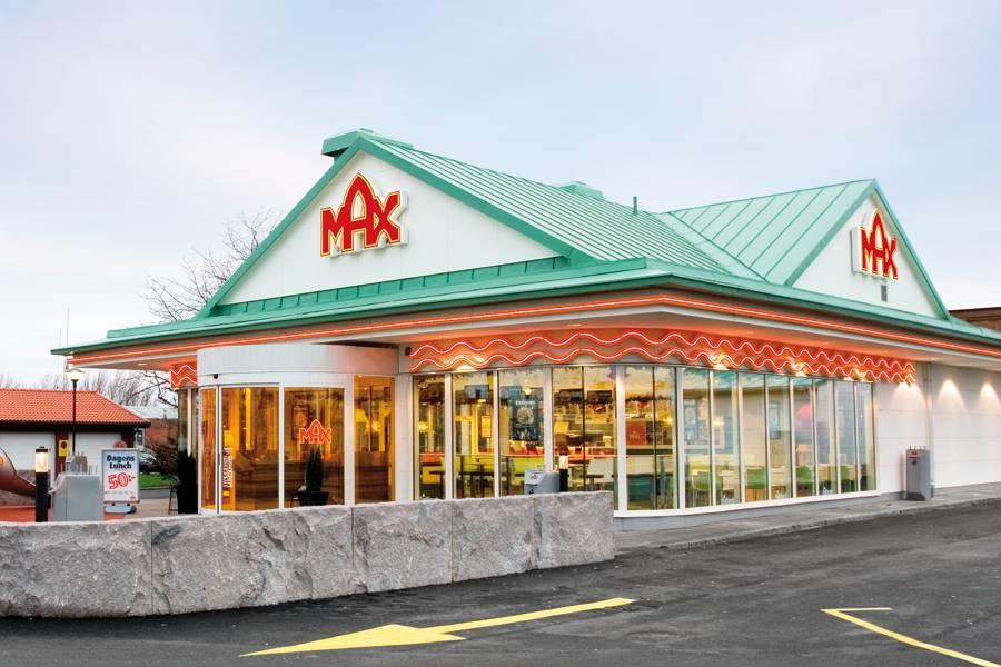 Max Hamburgerrestauranger