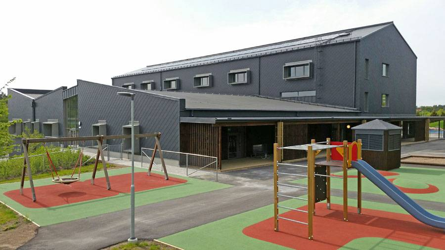 Högåsskolan i Knivsta