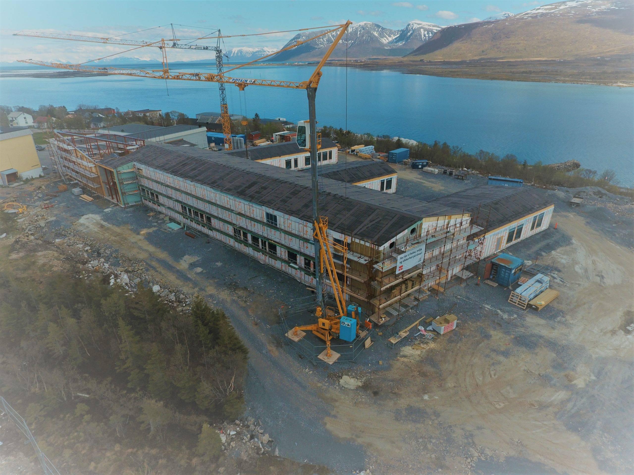 Risøyhamn skole