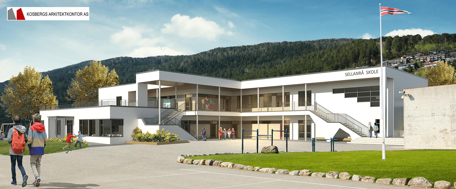 Sellanrå skole