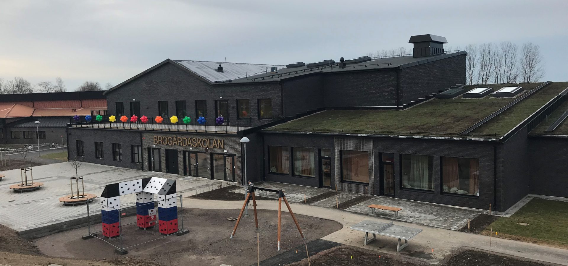 Nya Brogårdaskolan
